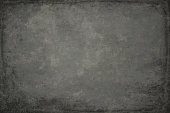 Vintage retro grungy background design and pattern texture. Abstract old background with gradient fine art design and vignette and copy space.