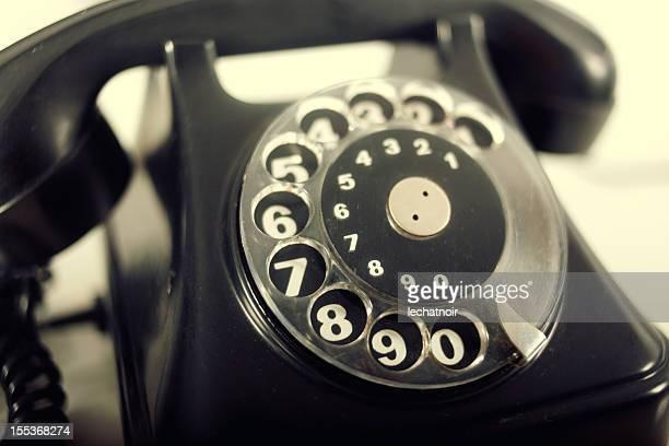 Vintage à Cadran de téléphone