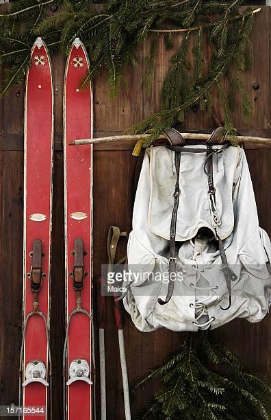 Vêtements de ski Vintage