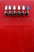 Vintage Soda Dispenser
