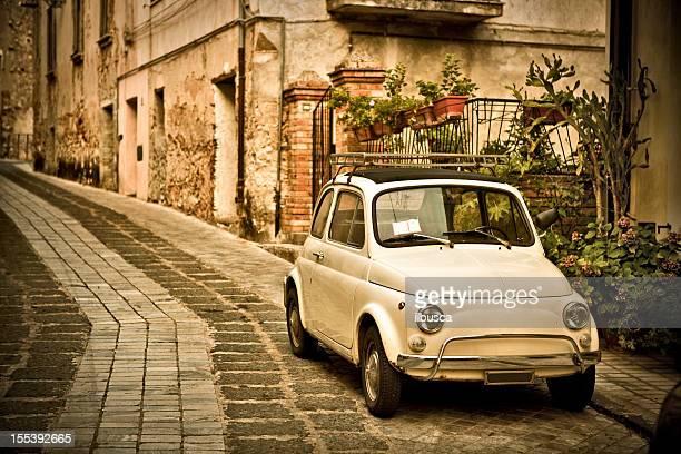 ビンテージ南イタリアの村(カラブリア地域)