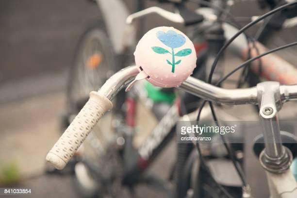 Vintage style bicycle bell