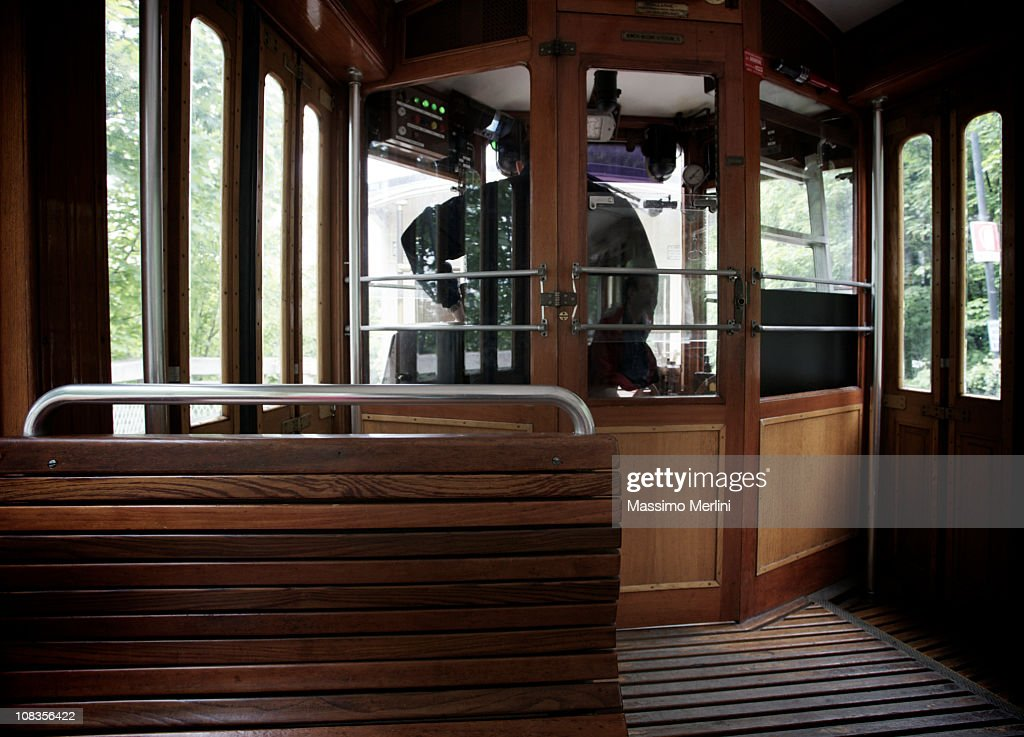 Vintage Train : Stock Photo