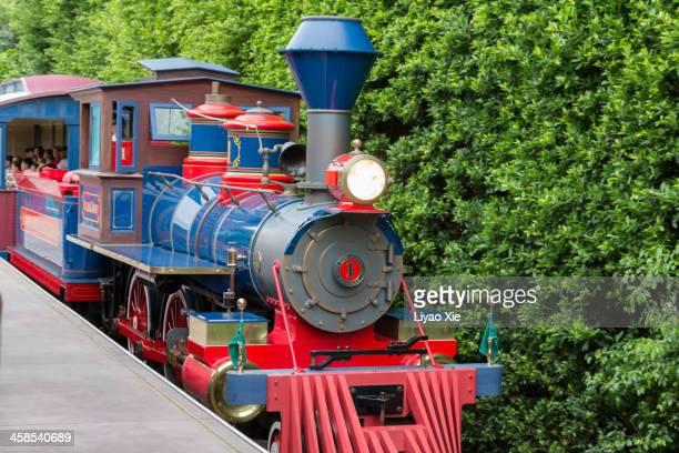 ビンテージの鉄道
