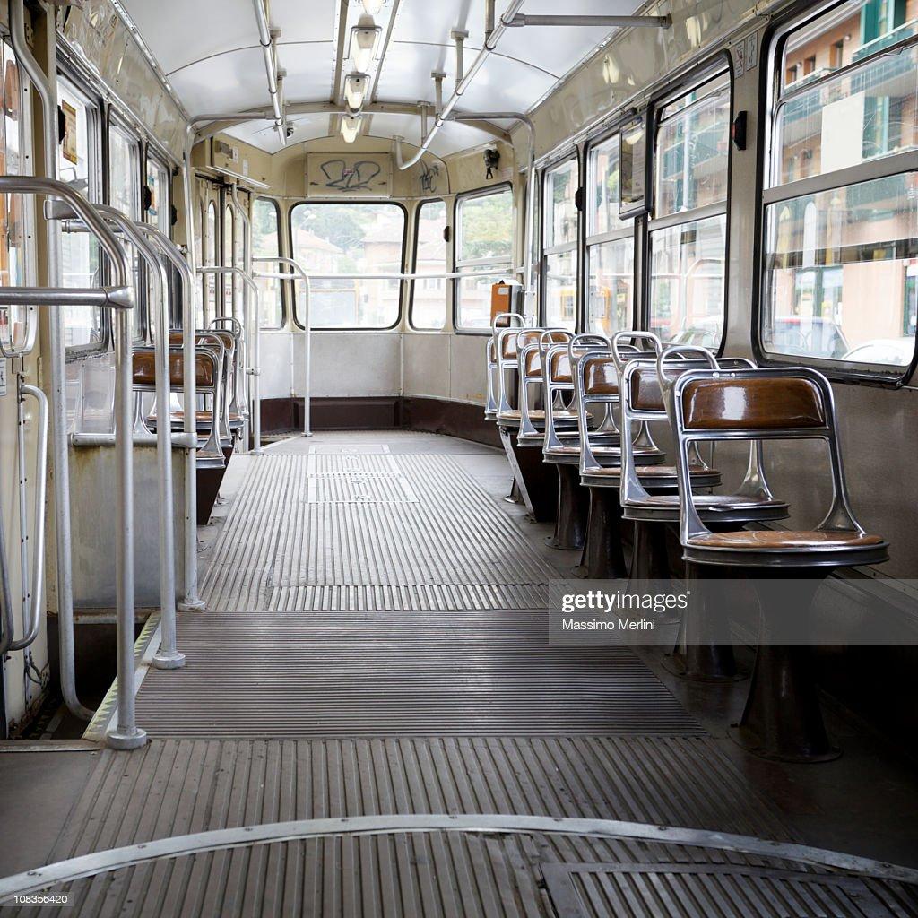 Vintage Tram : Stock Photo