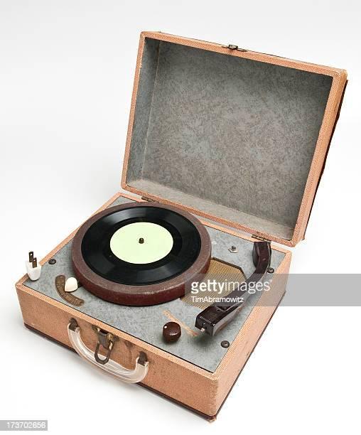 Vintage-Plattenspieler