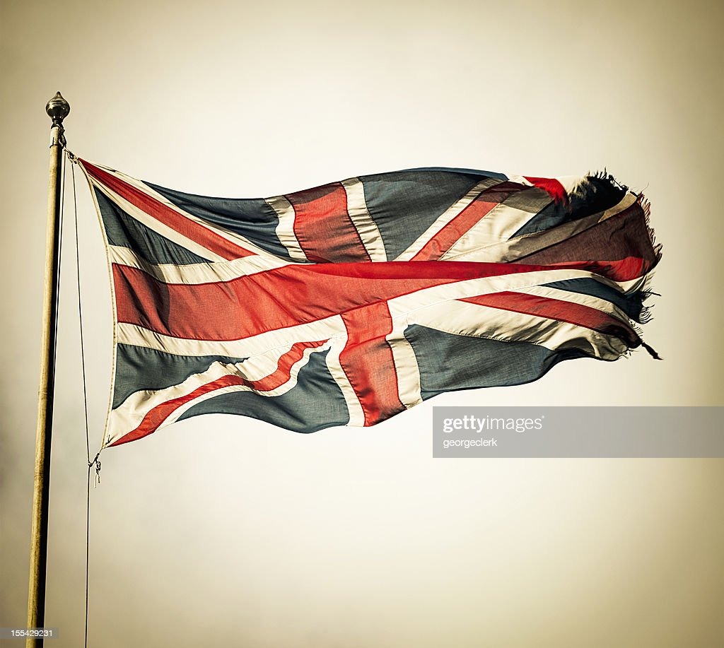 Vintage Union Flag