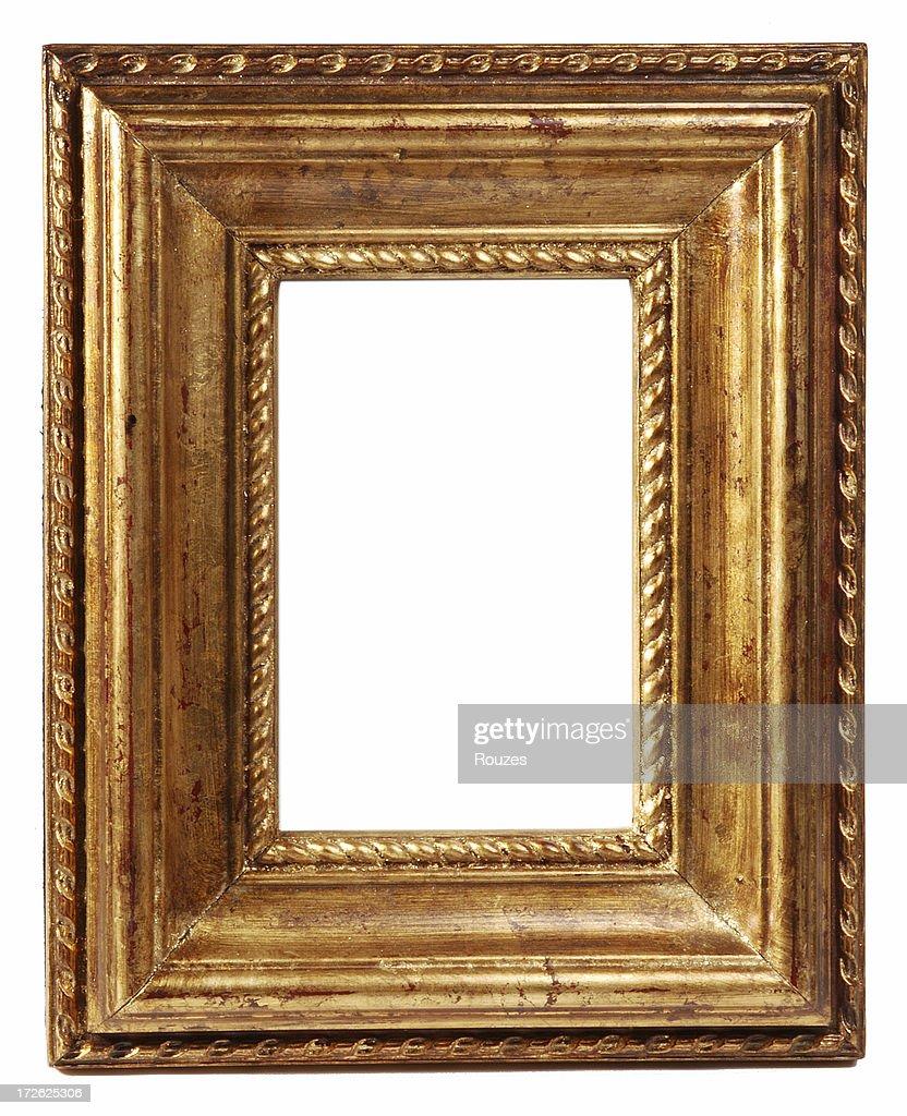 Vintage Wood Frame : Vintage Wood Frame Stock Photo  Getty Images