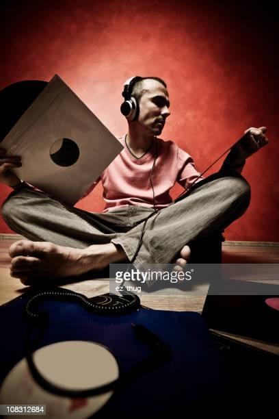 Vinyl listener