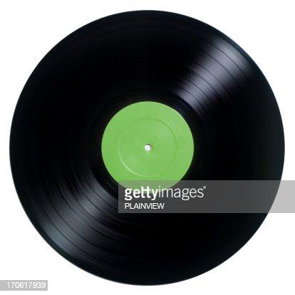 Vinyl record (photograph)