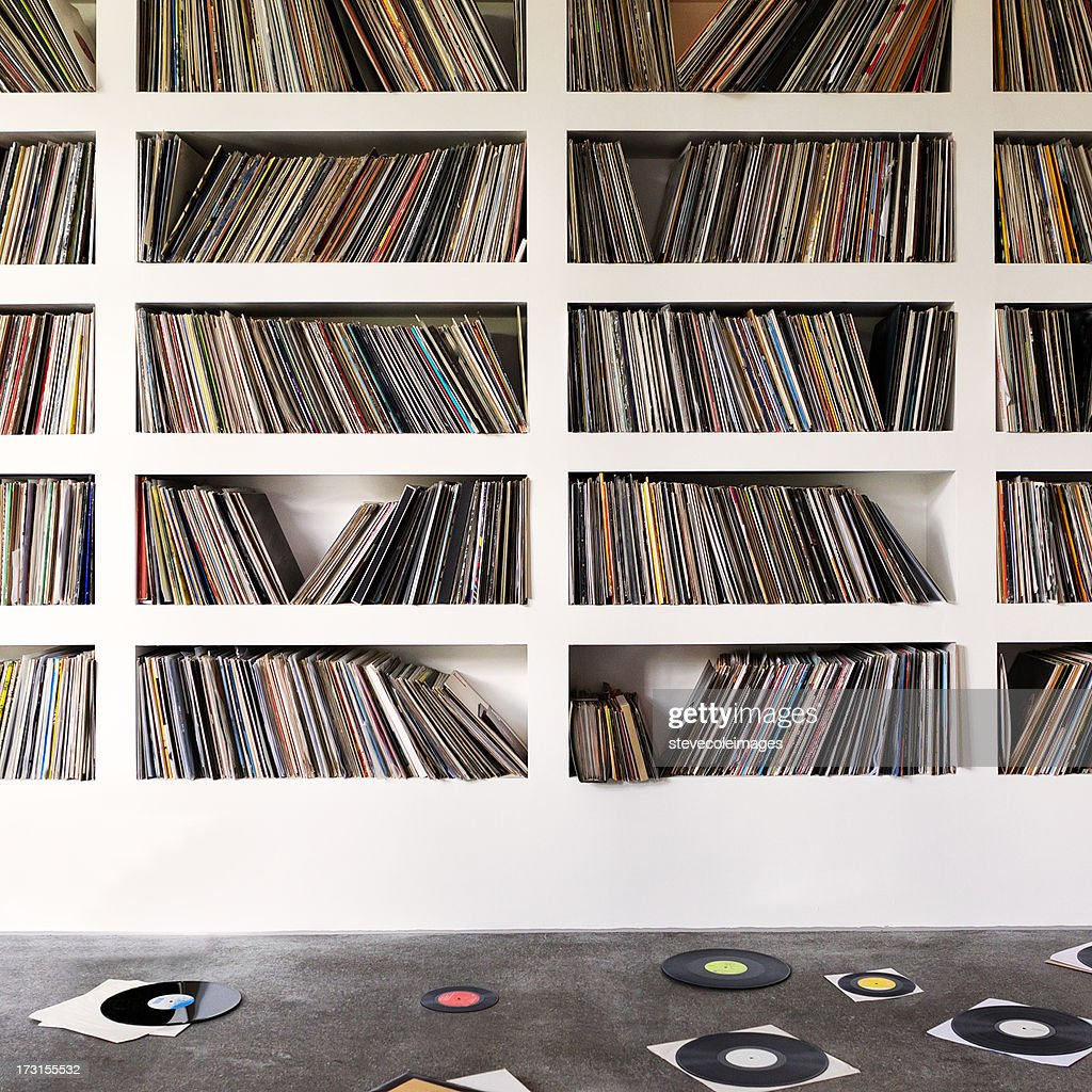 Vinyle Records : Photo