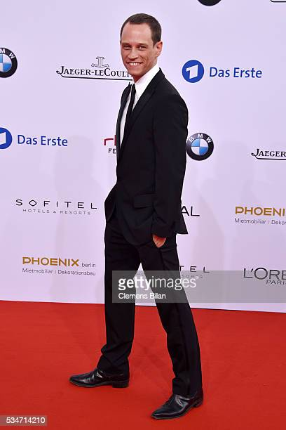 Vinzenz Kiefer attends the Lola German Film Award on May 27 2016 in Berlin Germany