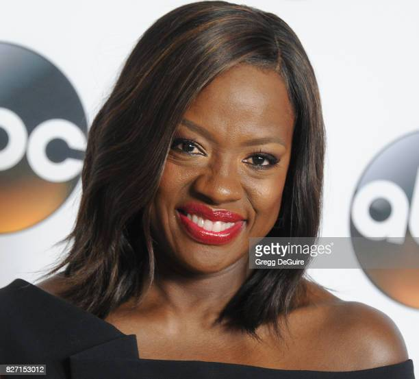 Viola Davis arrives at the 2017 Summer TCA Tour Disney ABC Television Group at The Beverly Hilton Hotel on August 6 2017 in Beverly Hills California