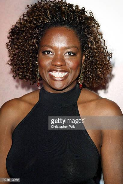 Viola Davis during Premiere Screening of Solaris at Pacific Cinerama Dome in Hollywood California United States
