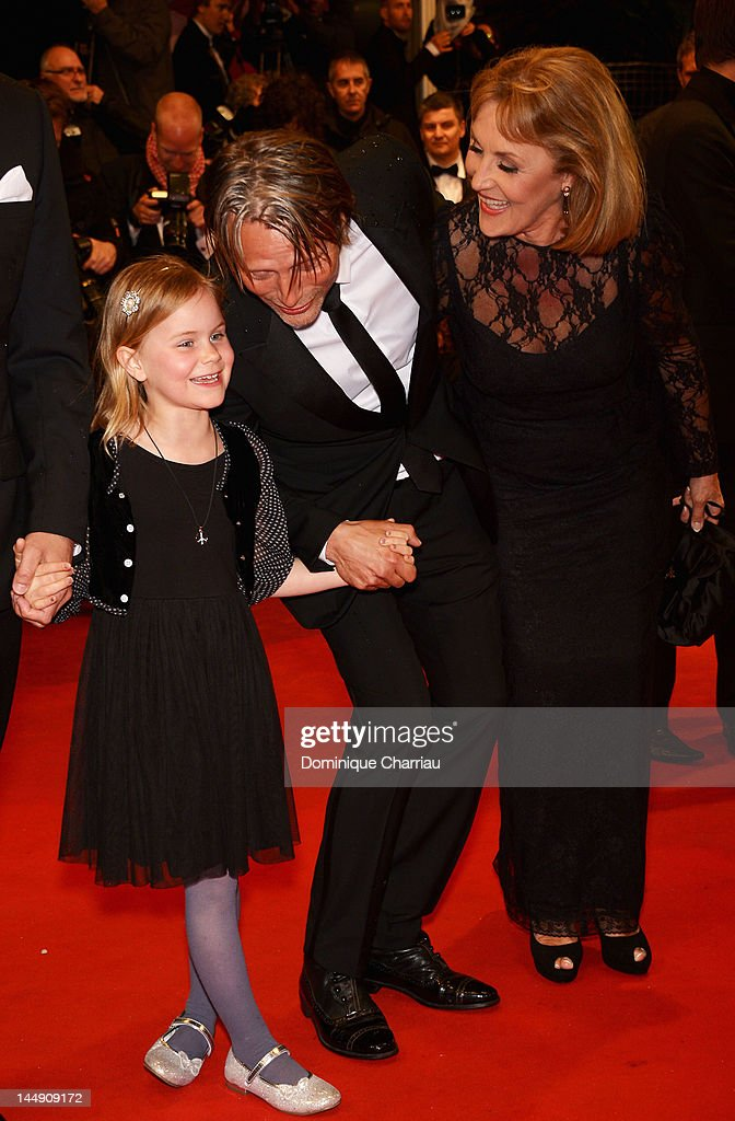 """Jagten"" Premiere - 65th Annual Cannes Film Festival ..."