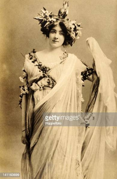 Viola Tree actress circa 1905