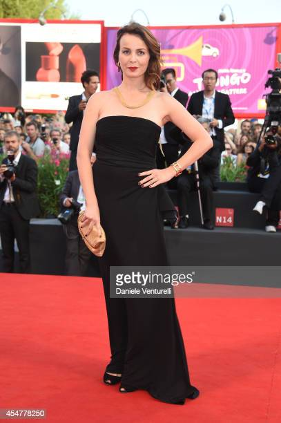 Violante Placido attends the Closing Ceremony during the 71st Venice Film Festival at Sala Grande on September 6 2014 in Venice Italy