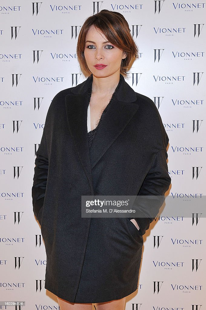 <a gi-track='captionPersonalityLinkClicked' href=/galleries/search?phrase=Violante+Placido&family=editorial&specificpeople=2377404 ng-click='$event.stopPropagation()'>Violante Placido</a> attends W And Vionnet Hosts The Thayaht Exhibition on February 21, 2013 in Milan, Italy.