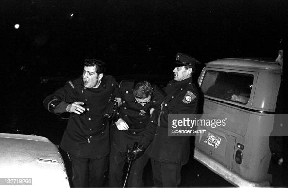 Violence erupted outside the Northeastern University auditorium where conservative figure SI Hayakawa was giving a speech as students and police...