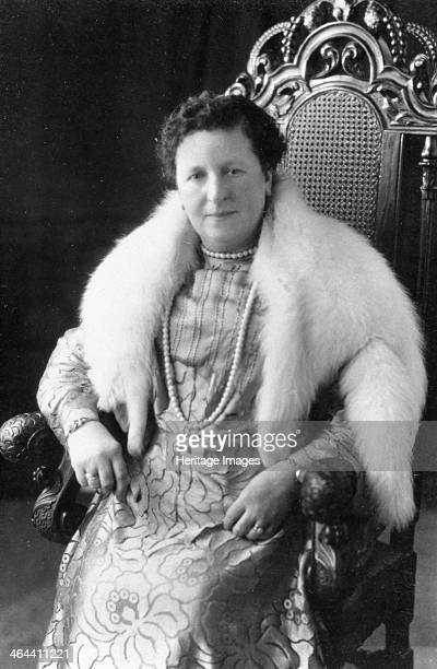 Violet wife of John Mackintosh the 'Toffee King' 1919 The couple married in 1890 and together they opened a pastry cooks shop in Kings Cross Street...