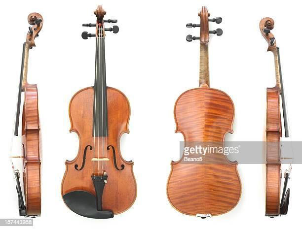 Violin Four Views