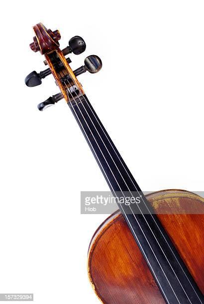 バイオリンを演奏
