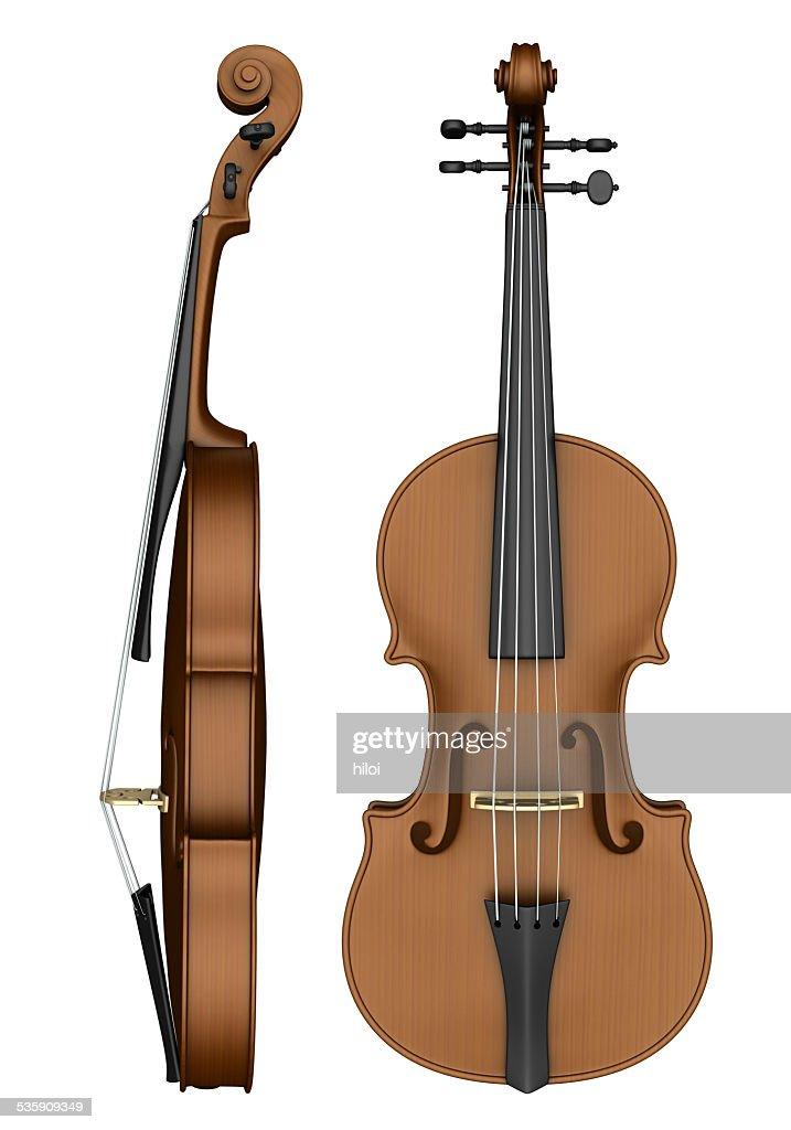 Violin : Stock Photo