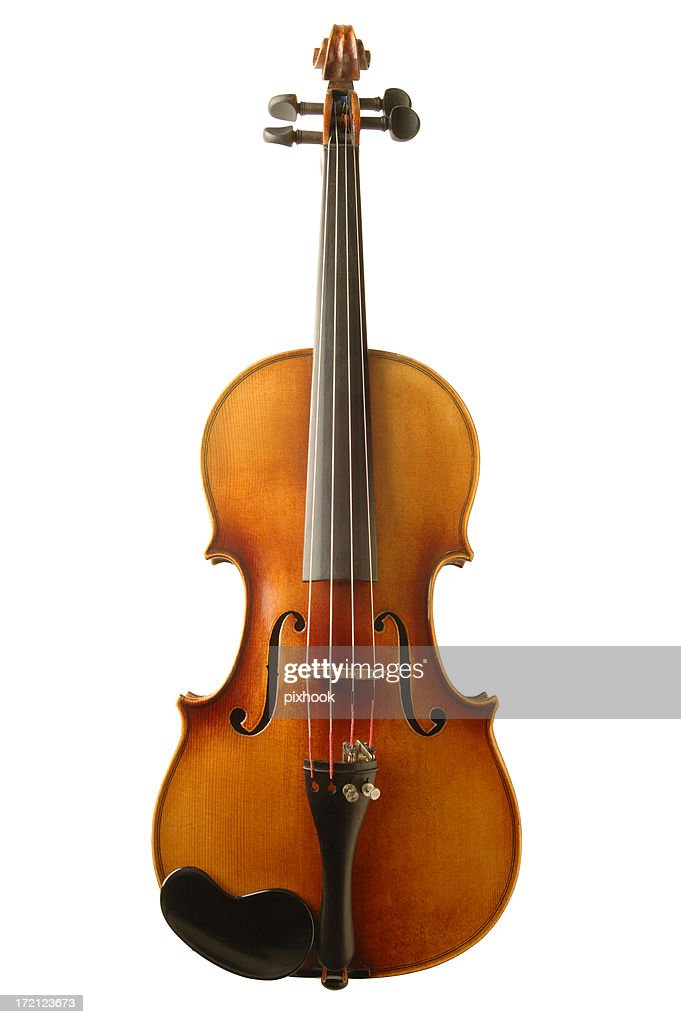Violin with Path