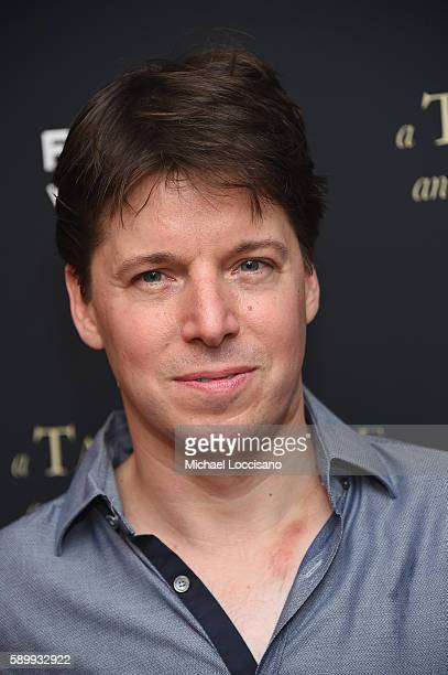Violinist Joshua Bell attends the New York premiere of 'A Tale Of Love Darkness' at Crosby Street Hotel on August 15 2016 in New York City