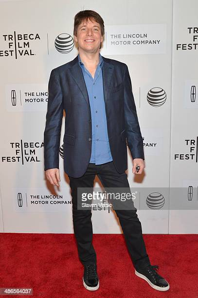 Violinist Joshua Bell attends the 'Third Person' Premiere during the 2014 Tribeca Film Festival at BMCC Tribeca PAC on April 24 2014 in New York City