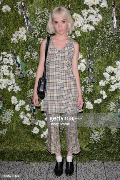 Violinist Margot attends the Maison StGermain VIP Opening at Maison StGermain on June 21 2017 in New York City