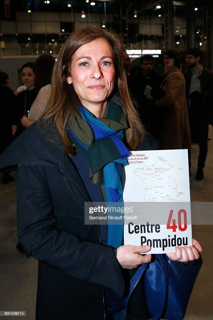 Centre Georges Pompidou Celebrates Its 40th Anniversary