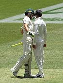 AUS: Australia v India - 2nd Test: Day 4