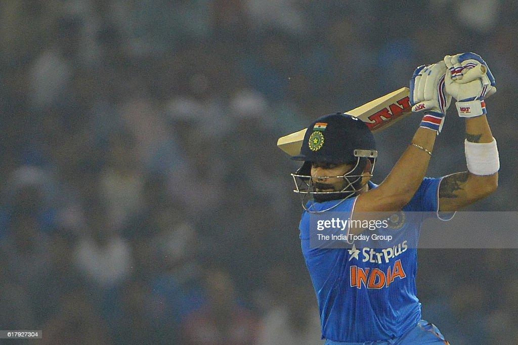 India v New Zealand 3rd ODI : News Photo