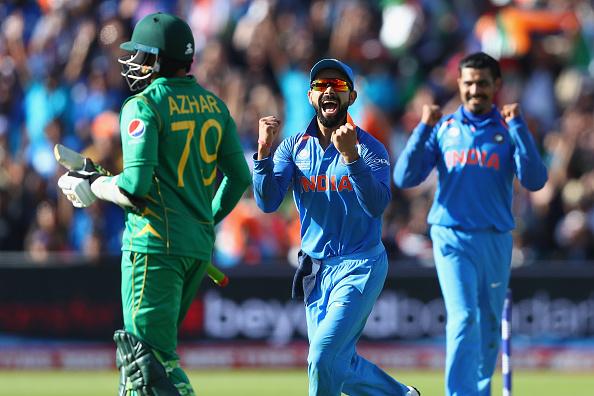 India v Pakistan - ICC Champions Trophy : News Photo