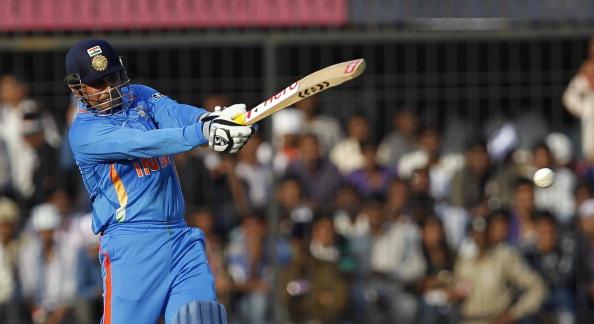 India v West Indies - 4th ODI : News Photo