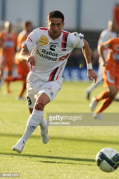 Virgil RESET LAval / Boulogne 3e journee Ligue 2