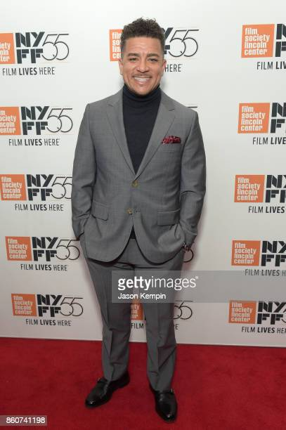 Virgil Williams attends the 55th New York Film Festival screening of 'Mudbound' at Alice Tully Hall in New York on October 12 2017