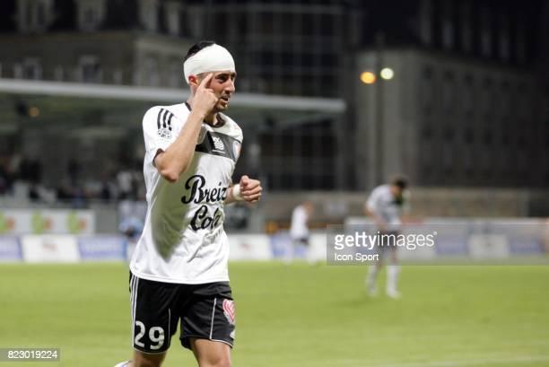 Virgile RESET Vannes / Reims 6eme journee de Ligue 2
