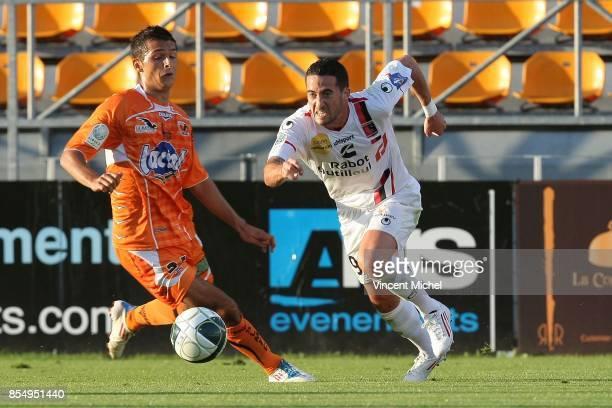 Virgile RESET LAval / Boulogne 3e journee Ligue 2