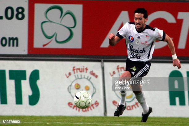 Virgile RESET Vannes / Nimes 20eme journee de Ligue2