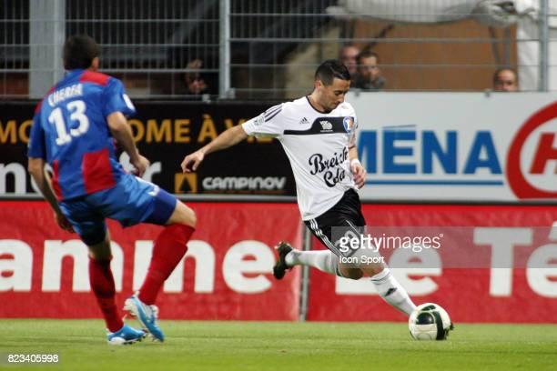 Virgile RESET Vannes / Chateauroux 10eme journee de Ligue 2
