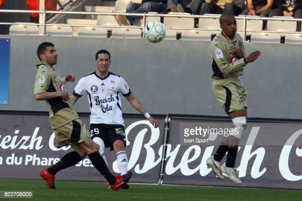 Virgile RESET Vannes / Istres 33e journee Ligue 2