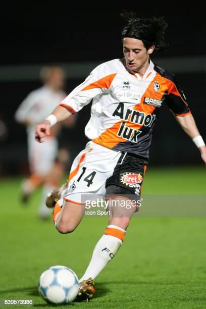 Virgile RESET Creteil / Lorient 35e journee Ligue 2