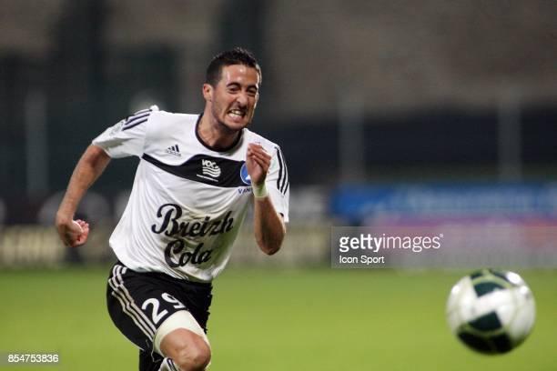 Virgile RESET Vannes / Boulogne 12eme journee de Ligue 2