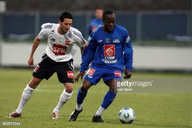 Virgile RESET / Eloge ENZAYAMISSI Vannes / Troyes 32e de finale Coupe de France Vannes
