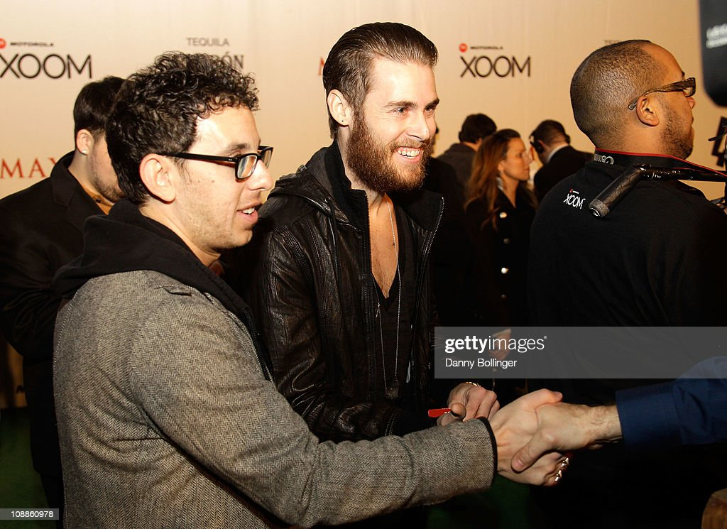 Virgin Gaming Founders Billy Levy and Zach Zeldin attend Virgin Gaming at the Maxim Party Powered by Xoom at Centennial Hall at Fair Park on February 5, 2011 in Dallas, Texas.