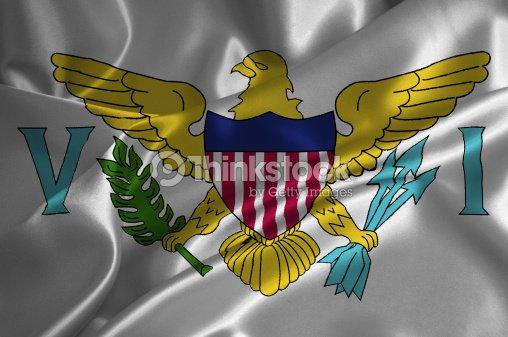 Virgin Islands Usa Flag Stock Photo | Thinkstock