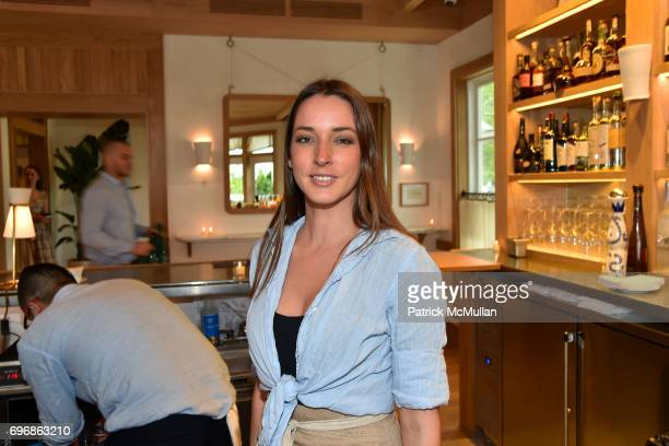 C Virginia King attends Cocktails to Learn About The Sag Harbor Cinema Project at Le Bilboquet on June 16 2017 in Sag Harbor New York