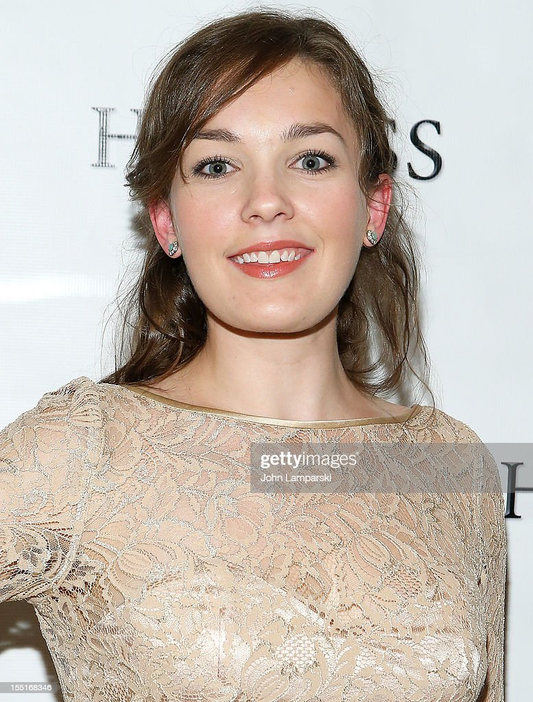 Virginia Kull attends the after party following the Broadway revival opening night of 'The Heiress' at The Edison Ballroom on November 1, 2012 in New York City.